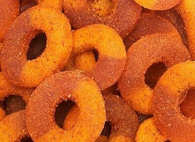 Jovy Chili Peach Rings 5lb