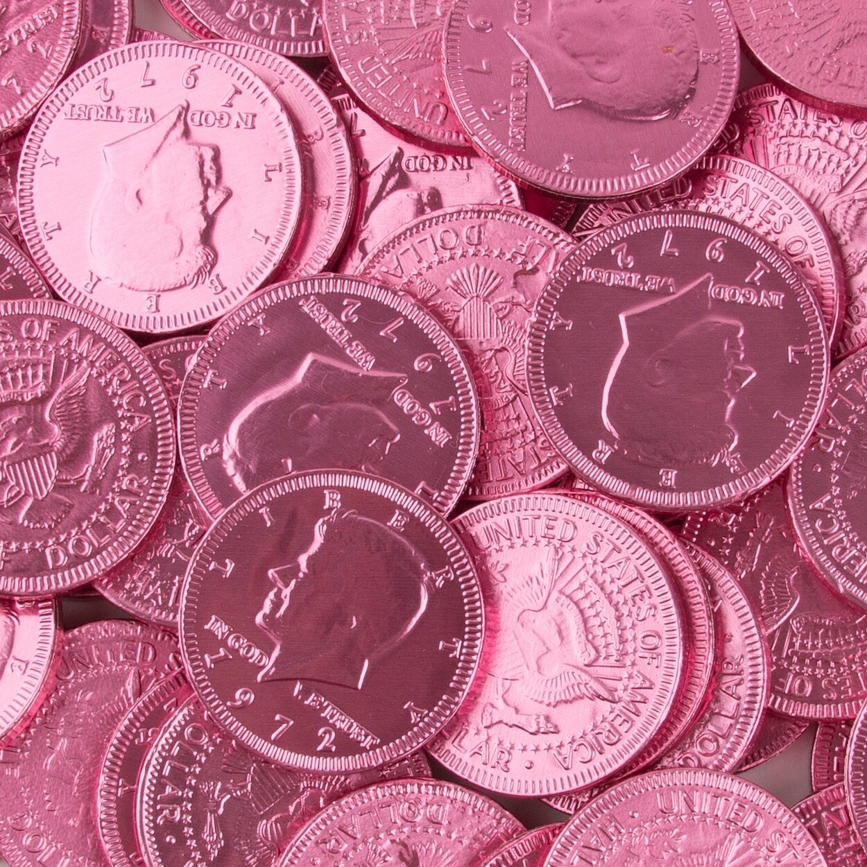 Pink Coins 90ct