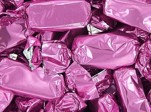 Caramel Foil Pink 2lb