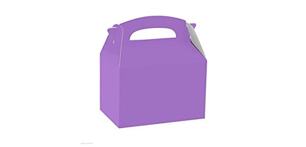 Gable Box New Purple 6ct