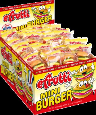 Mini Burgers 60ct