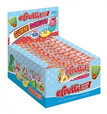 eFrutti Gummi Donuts 12/1.4oz