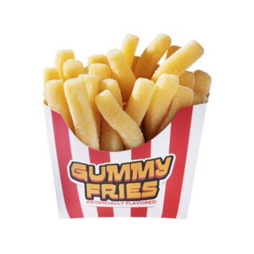 Alberts Gummy French Fries 7oz