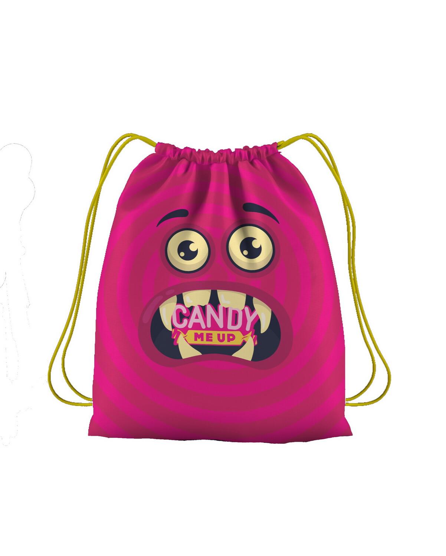 Monster Drawstring Bag 1ct