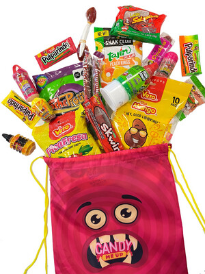 Halloween Bag Pre-filled Mexican Candy