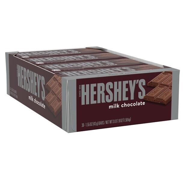Hershey Chocolate 36ct