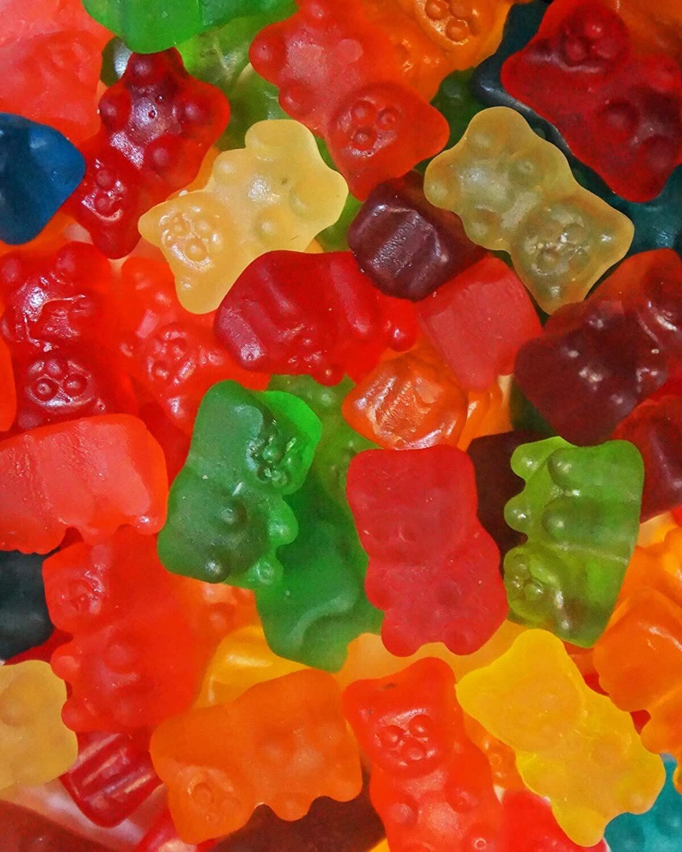 Jovy Gummy Bears 5lb