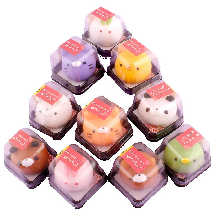 Mochi Squishy Animal Toy 1ct
