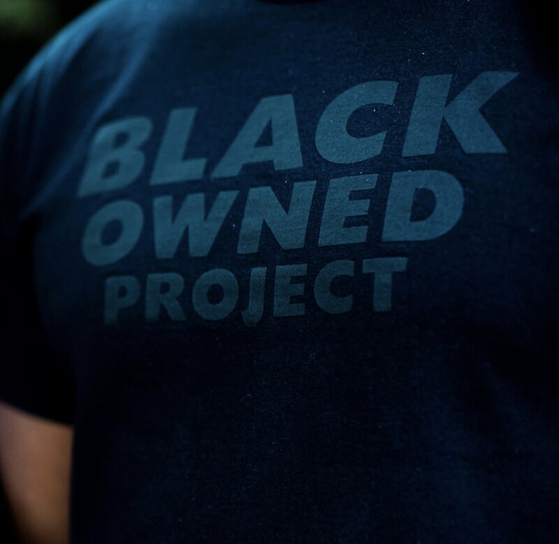 Black Owned Project Original T Shirt