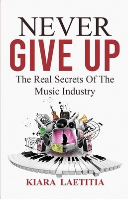 EBook - Never Give Up The Real Secrets Of The Music Industry