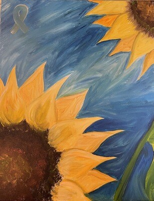 Sunflowers For My Friend -- An Evening Dedicated to Brain Cancer Awareness