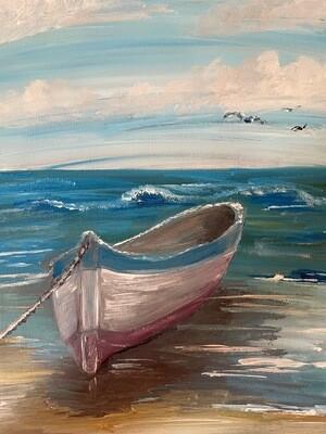 Row, row, row, your freedom boat!