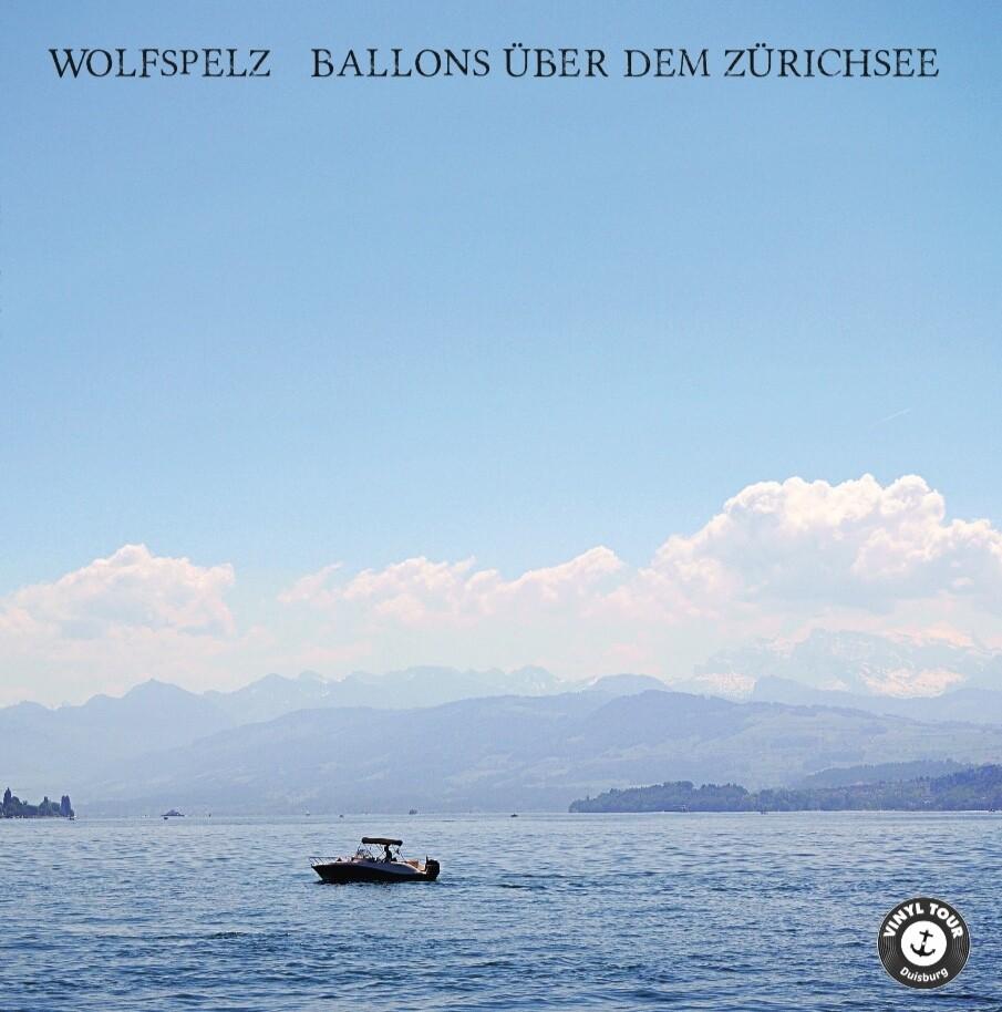 """Vinyl EP """"Ballons über dem Zürichsee"""""""