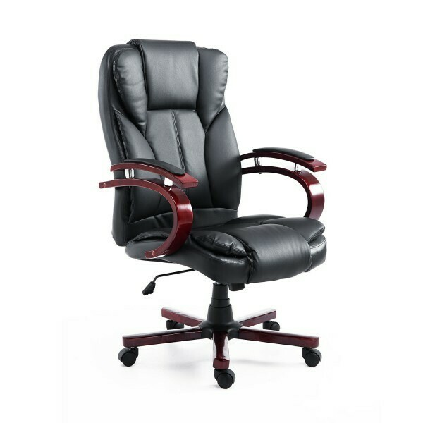 HOMCOM® Bürosessel Bürostuhl Chefsessel Gaming Stuhl schwarz