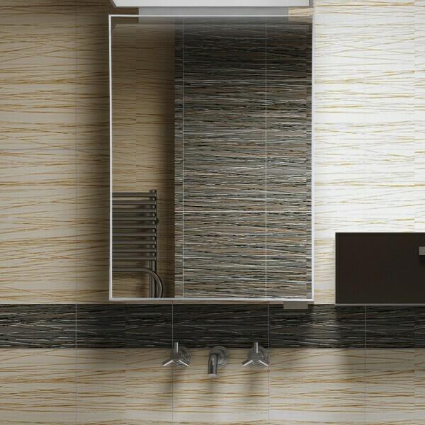 kleankin® Wandspiegel Badspiegel Spiegel Flurspiegel Aluminiumrahmen Silber 50 x 70 cm