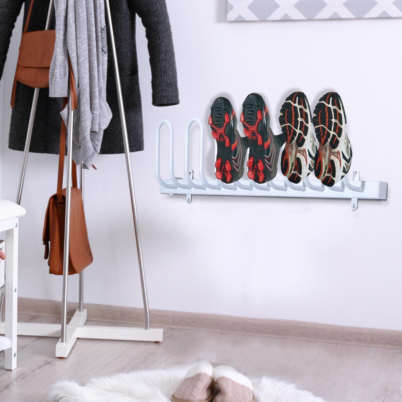 HOMCOM® Elektrischer Schuhtrockner Schuhwärmer für 3 Paar Schuhe