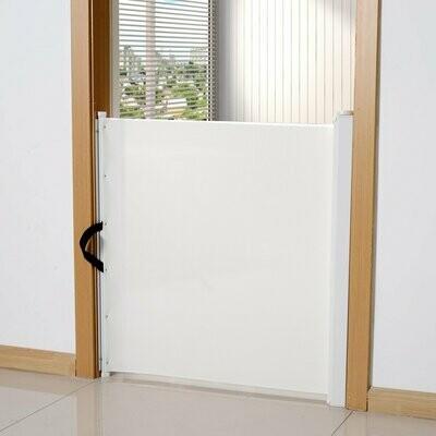 Pawhut Ausziehbare Trennwand | Für Hunde | Für Kleinkinder | 82,5 x 115 cm