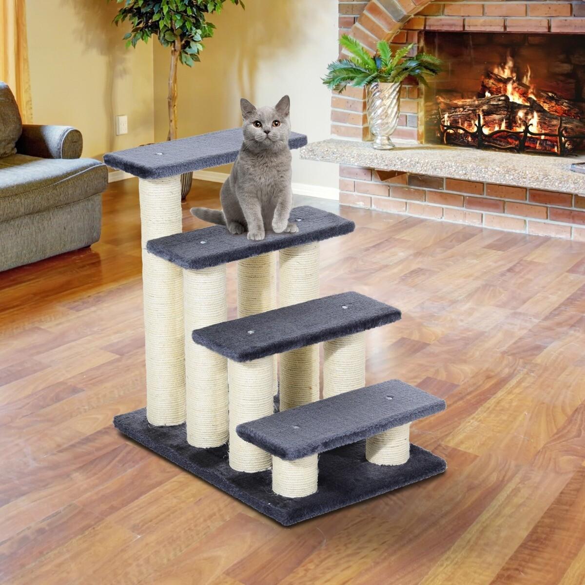 treppe für katzen