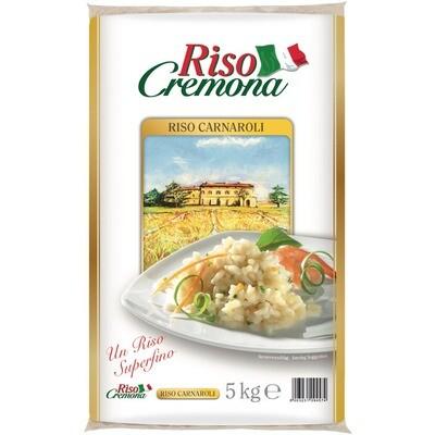 Grosspackung Riso Cremona Carnaroli Risotto 5 kg