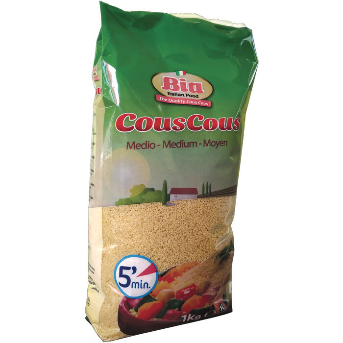Grosspackung BIA Couscous 10 x 1 kg = 10 kg