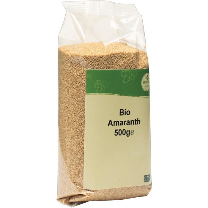 Grosspackung natürlich für uns Bio Amaranth 10 x 500 g = 5 kg