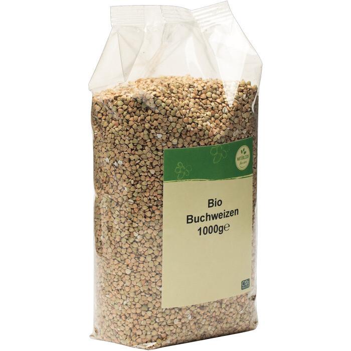Grosspackung natürlich für uns Bio Buchweizen 10 x 1 kg = 10 kg