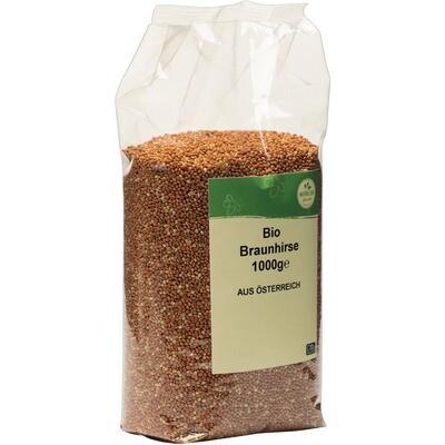 Grosspackung natürlich für uns Bio Braunhirse 10 x 1 kg = 10 kg