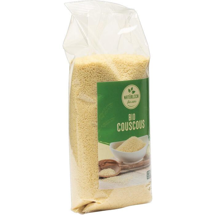 Grosspackung natürlich für uns Bio Couscous 10 x 500 g = 5 kg