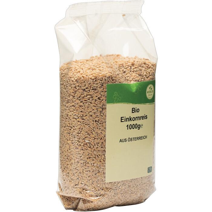 Grosspackung natürlich für uns Bio Einkornreis 10 x 1 kg = 10 kg