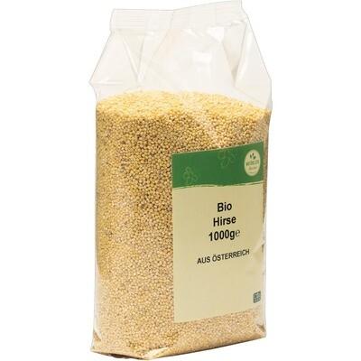 Restposten: Grosspackung natürlich für uns Bio Hirse 10 x 1 kg = 10 kg