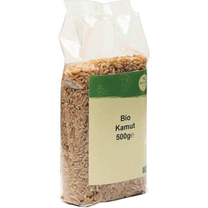 Grosspackung natürlich für uns Bio Kamut 10 x 500 g = 5 kg