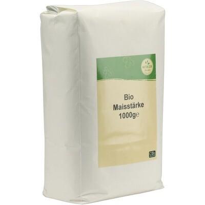 Grosspackung natürlich für uns Bio Maisstärke 10 x 1 kg = 10 kg