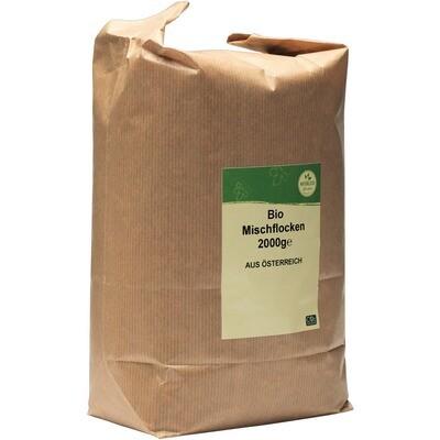 Grosspackung natürlich für uns Bio Mischflocken 10 x 2 kg = 20 kg
