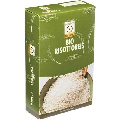 Grosspackung natürlich für uns Bio Risottoreis 4 x 500 g = 2 kg