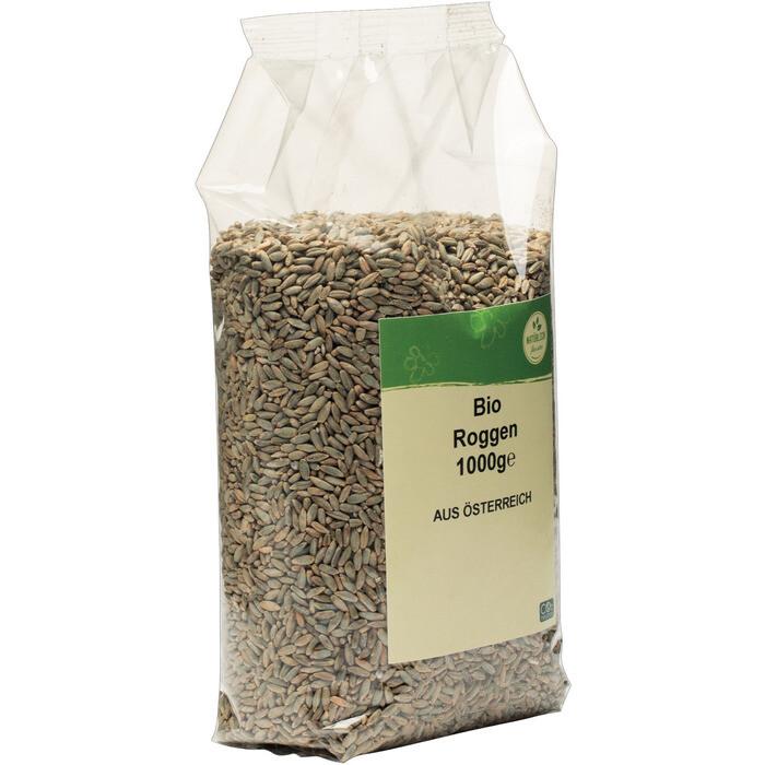 Grosspackung natürlich für uns Bio Roggen 10 x 1 kg = 10 kg
