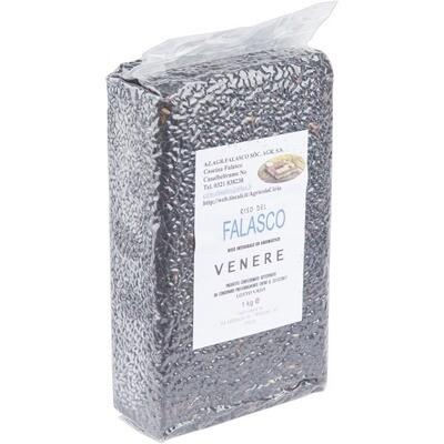 Grosspackung Risotto Reis schwarz 12 x 1 kg= 12 kg