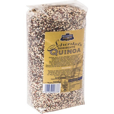 Grosspackung Schenkel Quinoa Mischung 10 x 1 kg = 10 kg