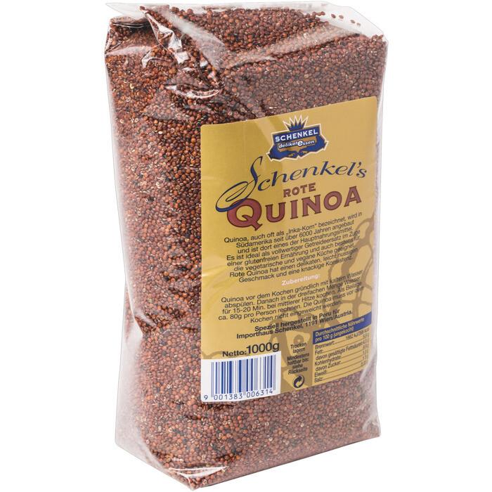 Grosspackung Schenkel Quinoa rot 10 x 1 kg = 10 kg