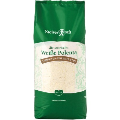 Grosspackung Steirerkraft Polenta weiss 10 x 1,5 kg = 15 kg