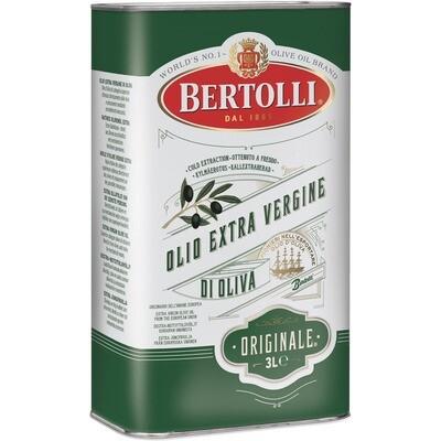Grosspackung Bertolli Olivenöl extra vergine 3 l