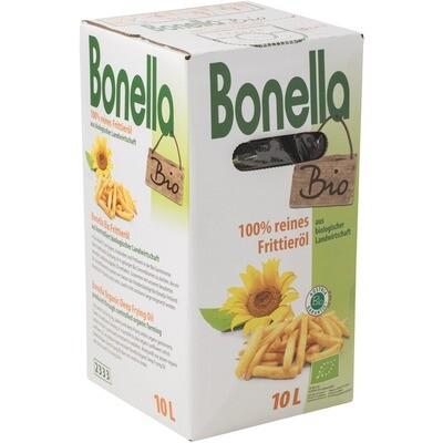 Grosspackung Bonella Bio Frittieröl Box 10 l