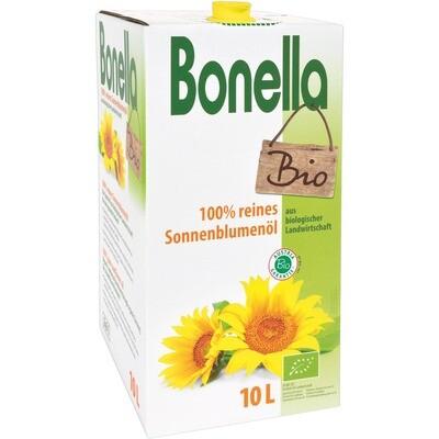 Grosspackung Bonella Bio Sonnenblumenöl 10 l