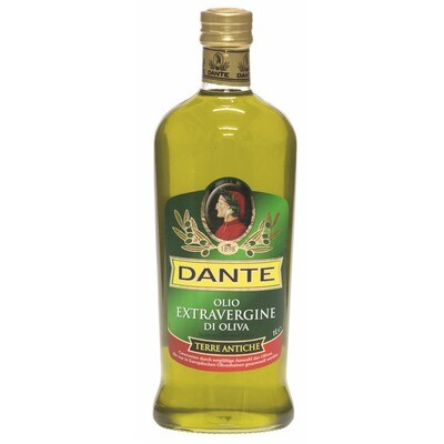 Grosspackung Dante Olivenöl extra vergine 8 x 1 l = 8 Liter
