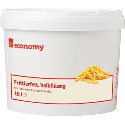 Grosspackung Economy Frittierfett halbflüssig Eimer 10 l