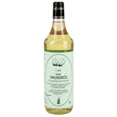 Grosspackung Französisches Walnussöl  / Baumnussöl 12 x  1 l = 12 Liter