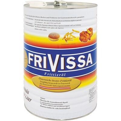 Grosspackung Frivissa Frittieröl 10 l