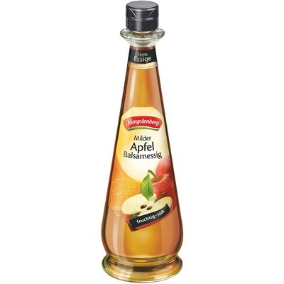 Grosspackung Hengstenberg Apfel Balsamessig 6 x 500 ml = 3 Liter
