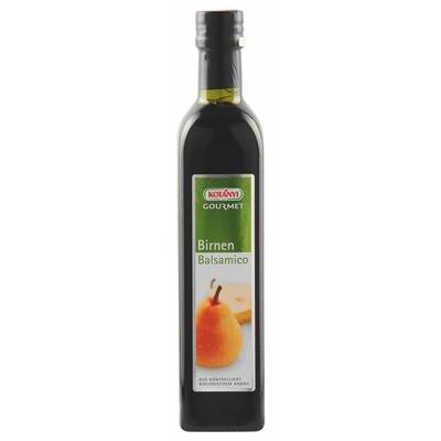 Grosspackung Kotanyi Bio Birnen Balsamico 6 x 500ml = 3 Liter