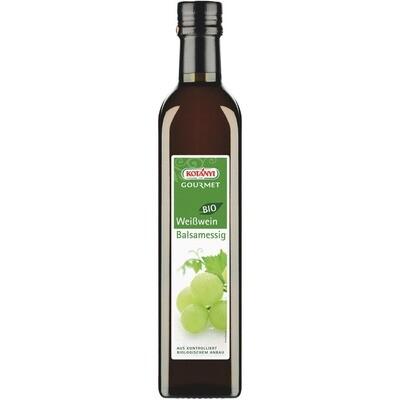 Grosspackung Kotanyi Bio Weisswein Balsamico 6 x 500ml = 3 Liter