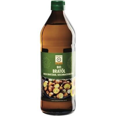 Grosspackung natürlich für uns Bio Bratöl 6 x 750 ml = 4.5 Liter